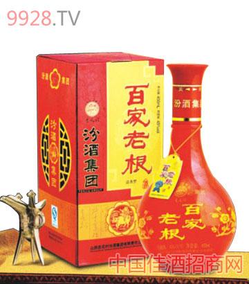 百家老根【中华红】酒