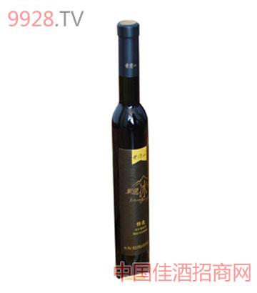 紫隆冰谷-冰红特选酒