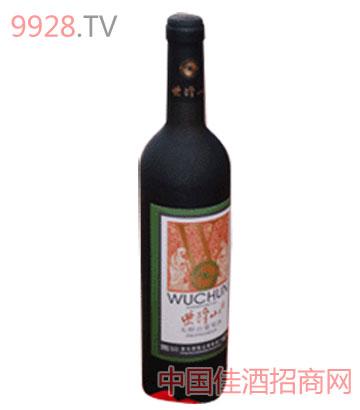 紫隆山-无醇山葡萄酒