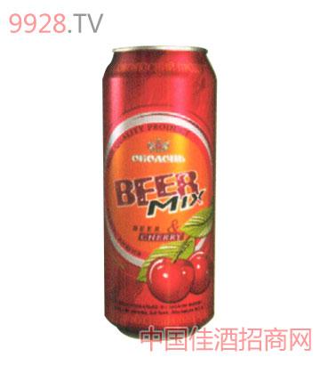 奥伯龙樱桃混合啤酒