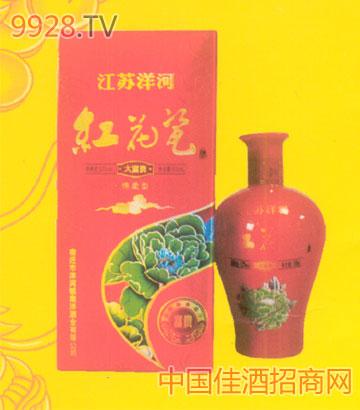 紅花瓷大富貴酒