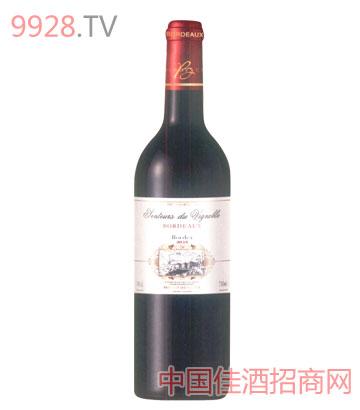 2010干红葡萄酒