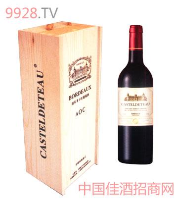 波尔多干红葡萄酒