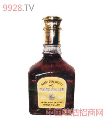 格兰爵士21年威士忌