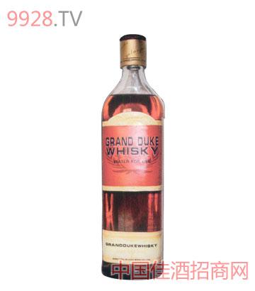 格兰爵士红标威士忌