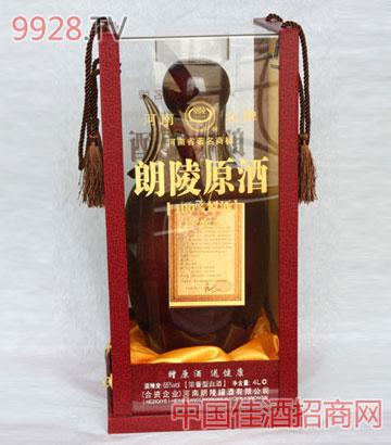 精装65度4L珍藏品-连升三级酒