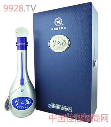 梦之蓝酒 梦之蓝酒价格,梦之蓝酒价格表查询,梦之蓝酒怎么样,梦之蓝酒如何代理 中国美酒招商网