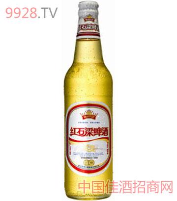 红石梁淡麦啤酒