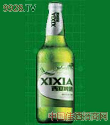 西夏清爽啤酒