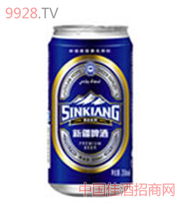 新疆易拉罐啤酒 新疆乌苏啤酒有限责任公司