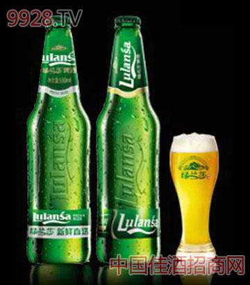 绿兰莎新鲜啤酒