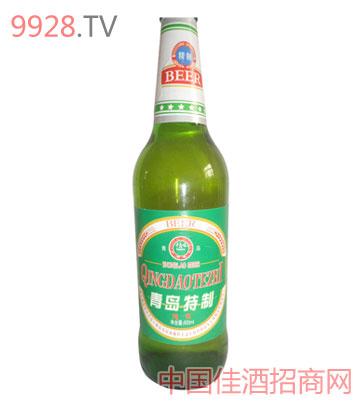 青岛特制啤酒