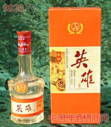 三国英雄-500ml酒
