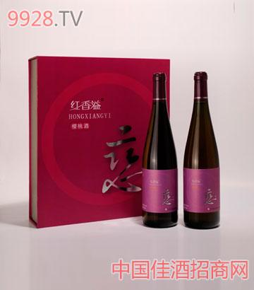 红香溢樱桃之恋酒