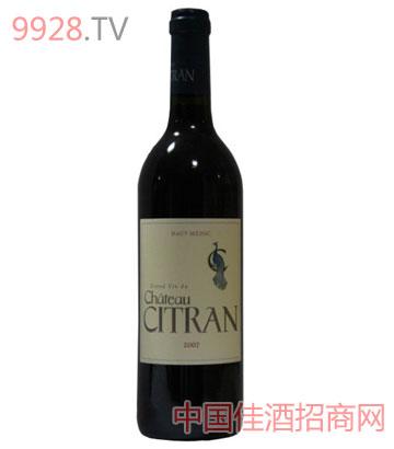 西特兰2007葡萄酒