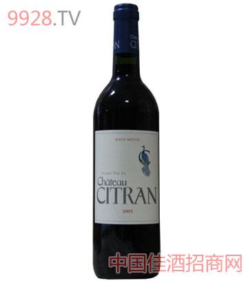 西特兰2005葡萄酒