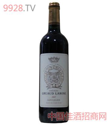 金玫瑰2007葡萄酒