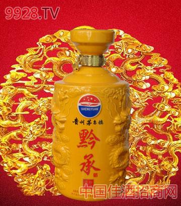 黔承龙瓶装4500ml(黔藏酒)