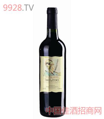 魔法三姐妹名畫系列干紅葡萄酒