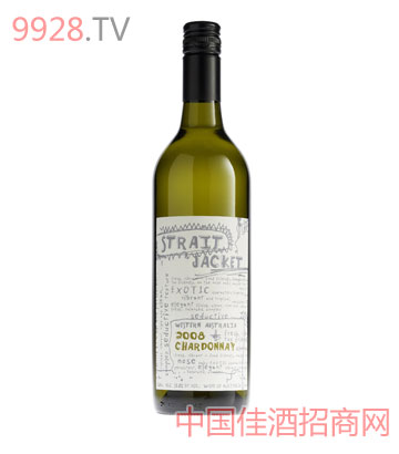 瑞奇-莎当妮-白葡萄酒2008