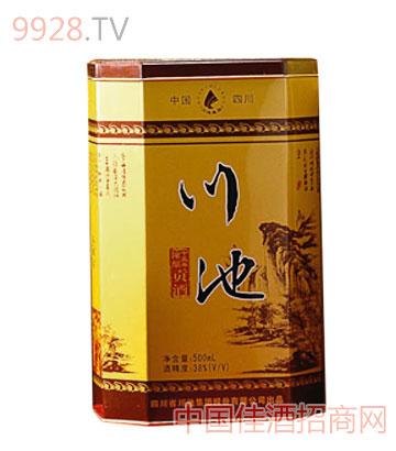 川池15陈酿贡酒