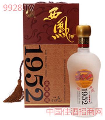 西凤酒1952金尊典藏52度
