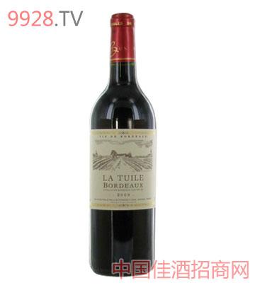 拉图领驭珍藏红葡萄酒(法国原瓶进口酒)