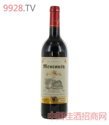 玛歌玛兰特侯爵红葡萄酒(法国原瓶进口酒)