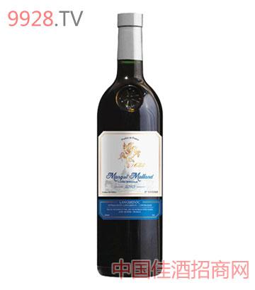 玛歌玛兰特精选干红葡萄酒