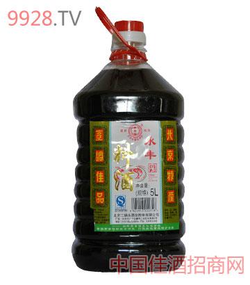 永丰料酒5L桶装
