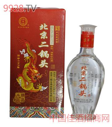 北京二锅头酒精品六年46度500ml全国招商中
