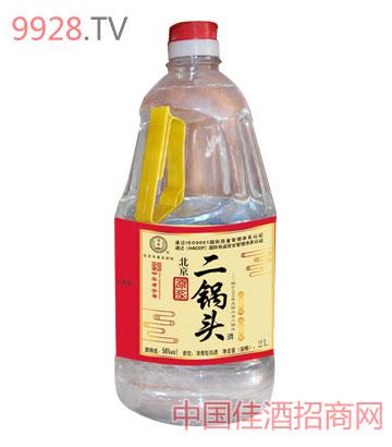 原浆北京二锅头酒56度2000ml