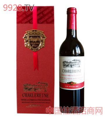 查尔尼干红葡萄酒