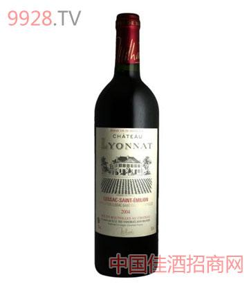 利约娜城堡干红葡萄酒