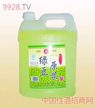 绿豆原浆酒