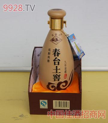 春台土窖9窖藏酒