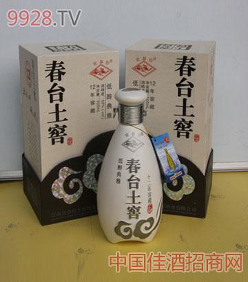 春台土窖12窖藏酒