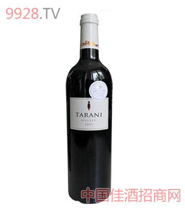 大哈尼馬爾貝克紅葡萄酒