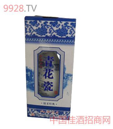 青花瓷棉柔经典全国招商中