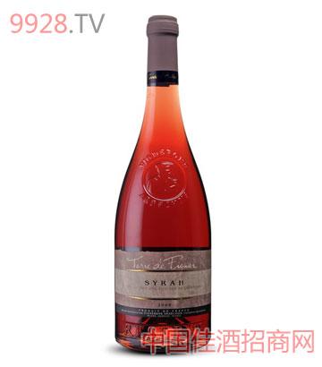 ARDECHE西拉桃红葡萄酒