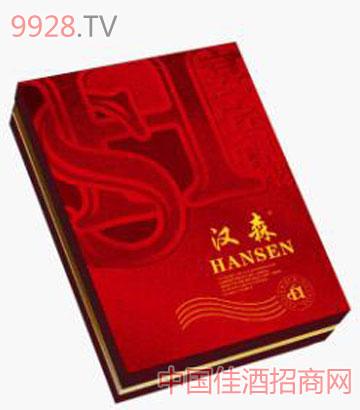 汉森赤霞珠礼盒葡萄酒