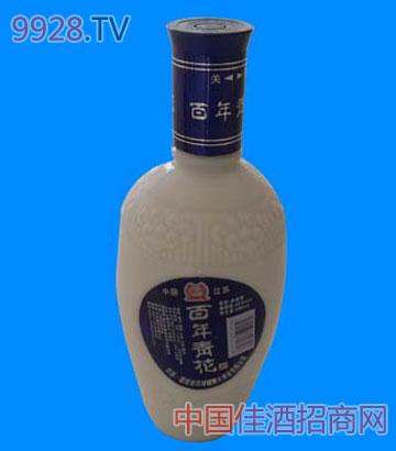 百年青花酒全国招商中