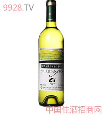 莎当妮干白(卧式)葡萄酒