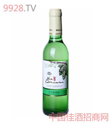 越千年五钻小干白葡萄酒