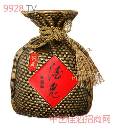 酒鬼洞藏酒(河南区域招商)