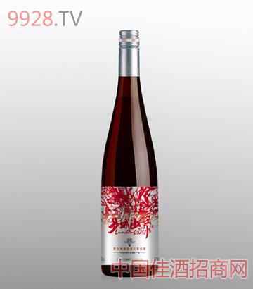罗城山野葡萄酒12度