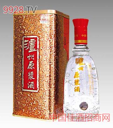 泸州原浆酒铁盒酒
