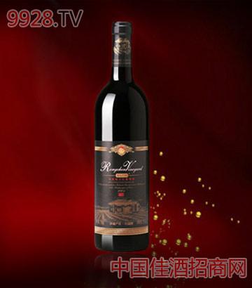 珍藏赤霞珠干红葡萄酒2001