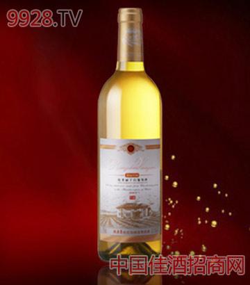 珍藏霞多丽干白葡萄酒2001