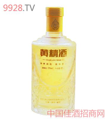 黄精酒露酒